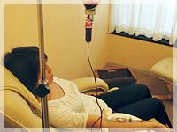 血液クレンジング・オゾン療法 STEP3