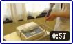 血液フォトセラピー(紫外線血液照射療法)(2/3) ~紫外線の照射~